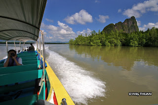 Going to Koh Panyee