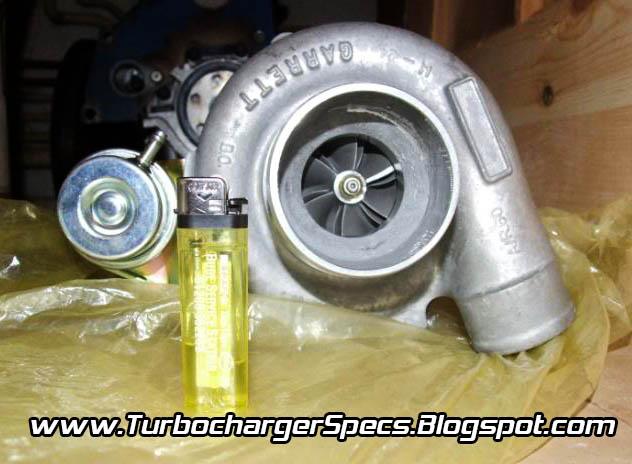 Garrett GT28RS - GT2860RS - 62 TRIM - 360 HP - Disco Potato