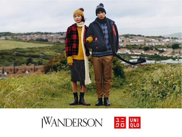 Colección 2019 de JW Anderson para Uniqlo