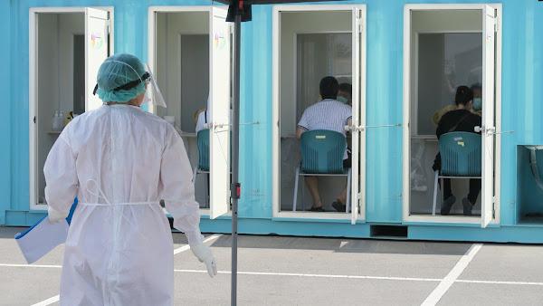 花壇全國麗園飯店員工今篩檢 彰化醫院: 預約篩檢上路