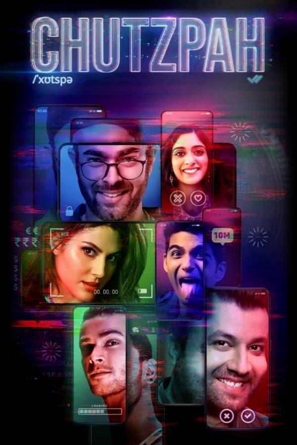 Chutzpah S01 720p Hindi