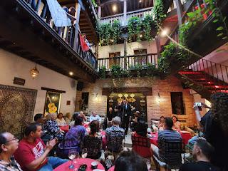 Hotel Boutique  La Casa de Paco de Lucía  Plaza de Santo Domingo, 2  Toledo
