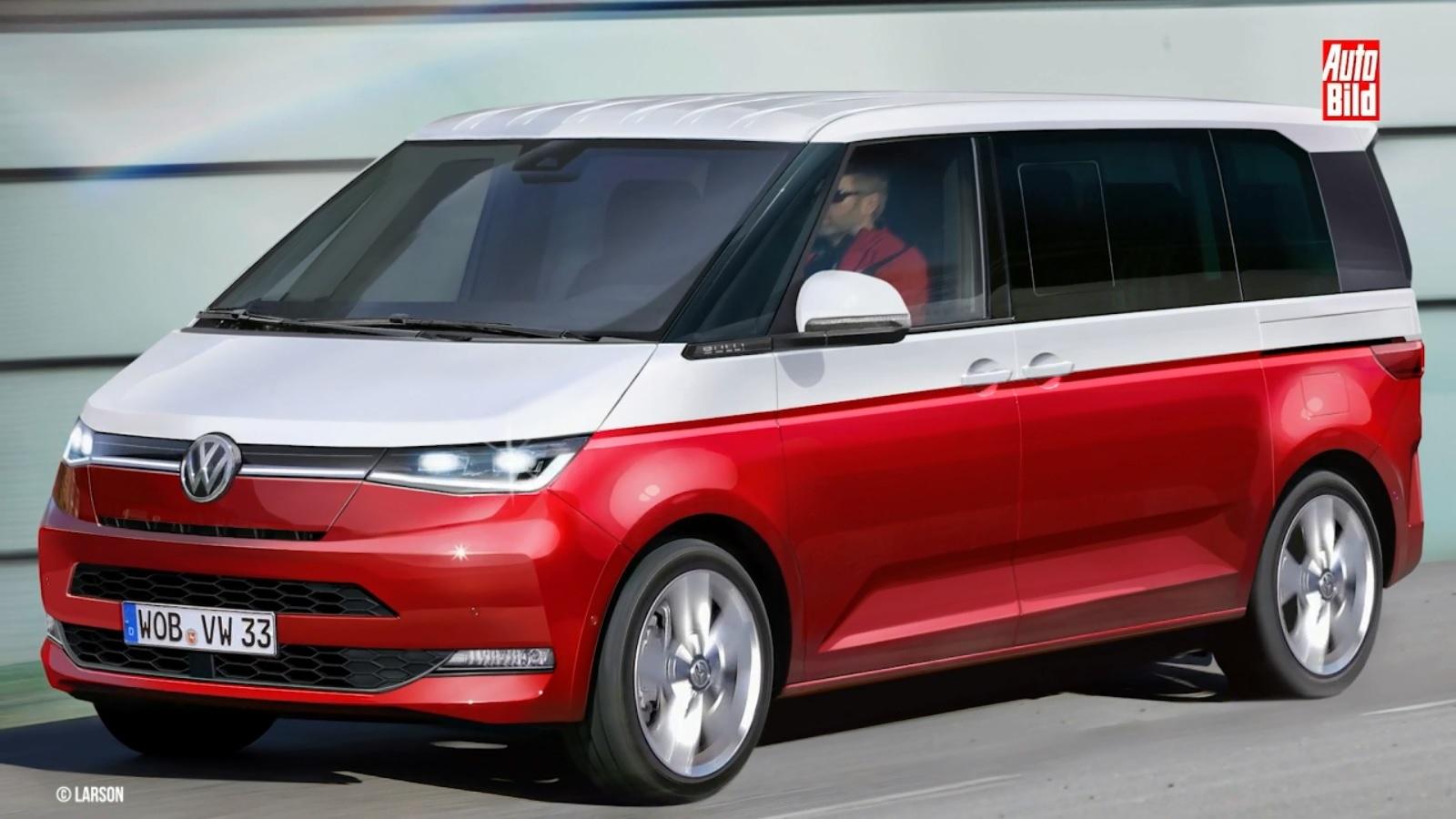 2021 - [Volkswagen] Transporter [T7] 0.00016