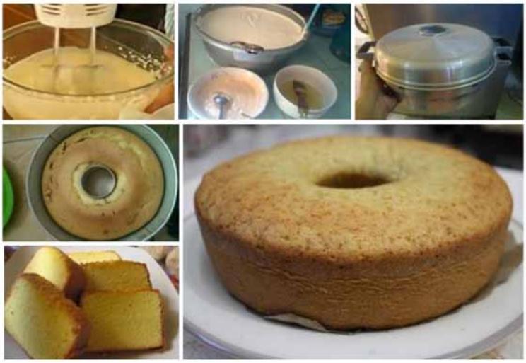 Resep Membuat Kue Bolu Panggang Super Empuk Dan Lembut Anti