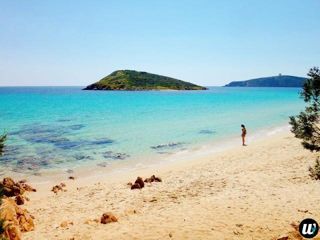 Tuerredda beach, Teulada | Sardinia, Italy | wayamaya