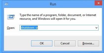 Hẹn giờ tắt máy tính laptop không dùng phần mềm