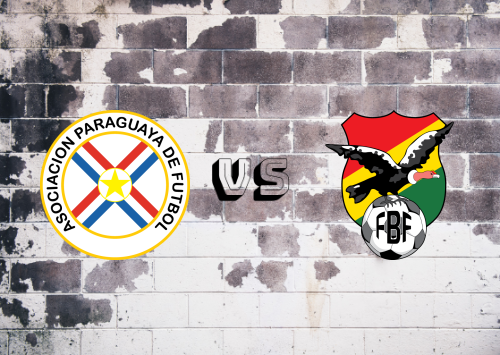 Paraguay vs Bolivia  Resumen