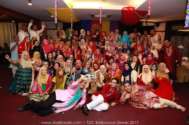 TDC Premium Beatiful Expert Bollywood Theme Dinner