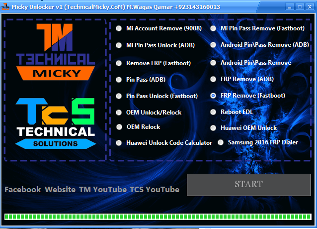 Micky Unlocker Tool V1 For All android Frp Unlock Tool Free Download File