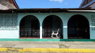 Nicaraguan Balcony