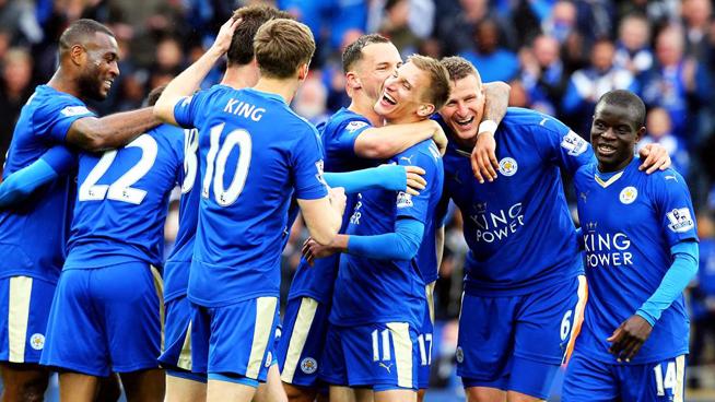 Leicester City, Campeón de la Premier League de Inglaterra de la temporada 2015/2016 | Ximinia