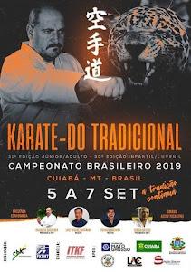 31º Campeonato Brasileiro de Karate-Do Tradicional