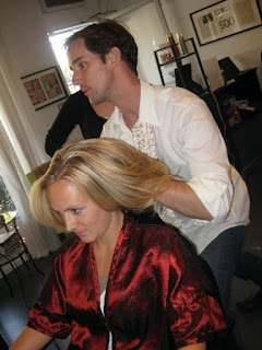 Get the most natural blonde hair color results with Billy Lowe