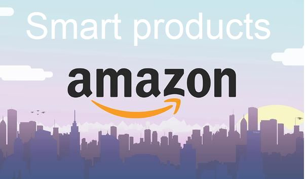Smart products from Amazon
