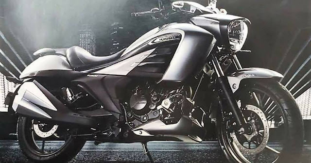 Suzuki Intruder 150 Rs 98,340 price in India