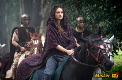 Domina: The destiny of Livia Drusilla,
