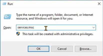 حل مشكلة error 0x80070422 في ويندوز 10 حل مشكلة عدم عمل تحديثات Windows 10 Update