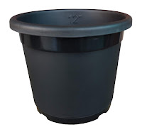 12 inch nursery pot