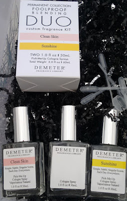 Demeter Foolproof Blending Kits ~ #Review #CBBFOOLPROOFBLEND