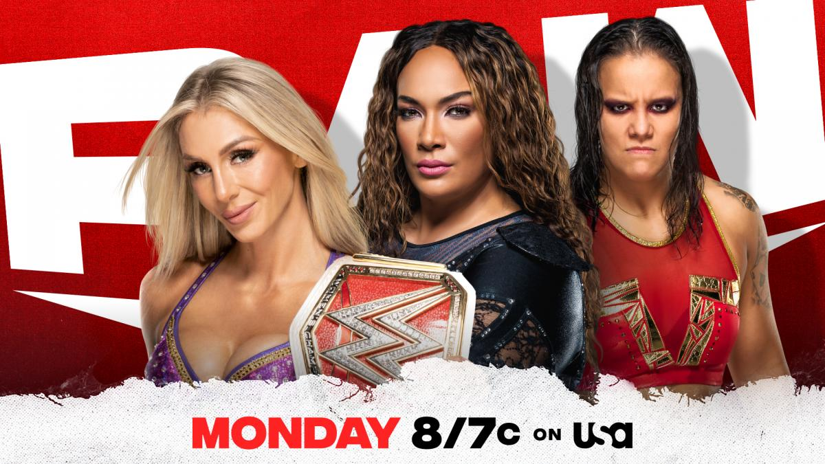 Cobertura: WWE RAW (06/09/2021) – Explosão de ouro!