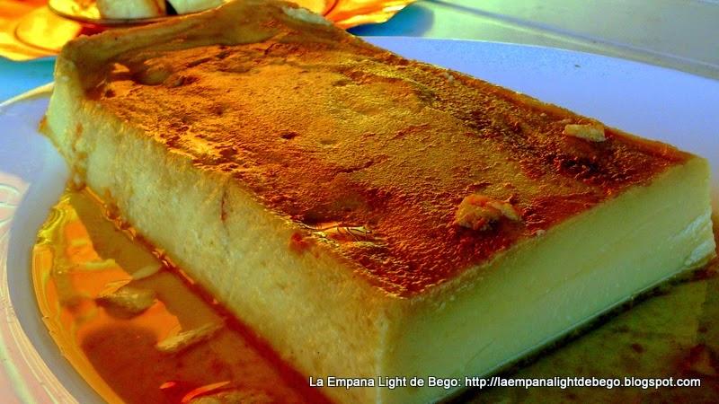 Receta-de-flan-de-huevo-con-queso-crema-light