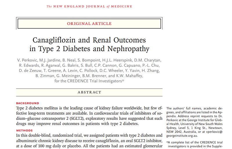 relación entre insuficiencia renal y diabetes mellitus