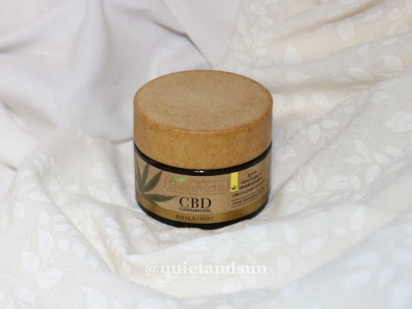 Bielenda, CBD Cannabidiol, Krem nawilżająco - detoksykujący na dzień i na noc