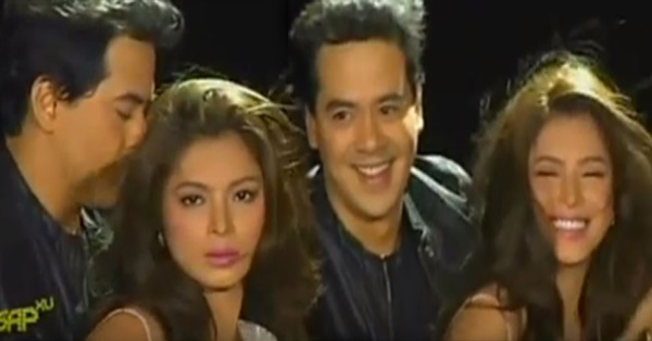 MUST WATCH: Angel Locsin And John Lloyd Cruz Heats Up The Dance Floor During Their Performance At ASAP XV!