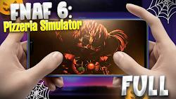 Five Nights at Freddy's 6: Pizzeria Simulator v1.0.4 (Full) Para Teléfonos Android [Apk]
