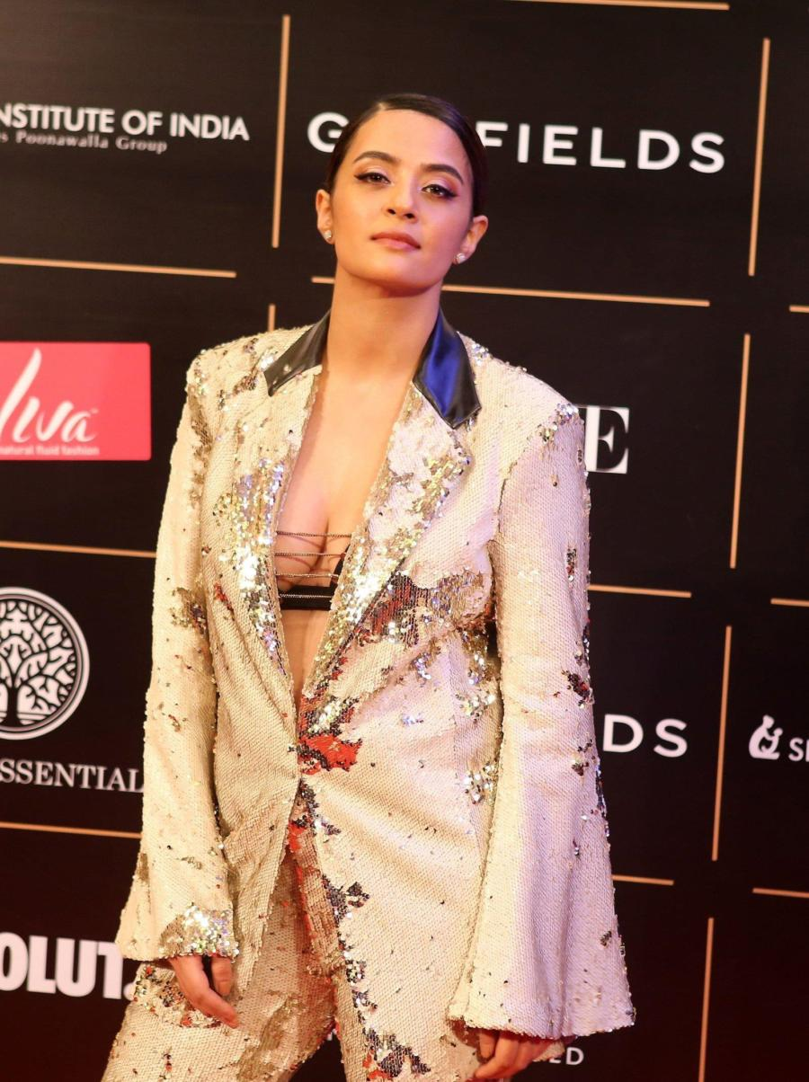 Surveen Chawla at Red Carpet Ceremony Of Vogue Women Of The Year 2019