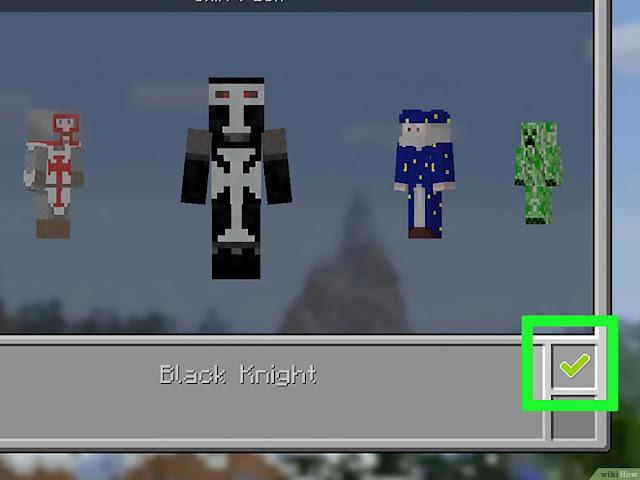 Cara Membuat Skin Minecraft