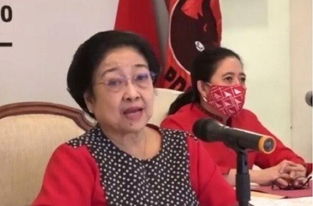 Baleg DPR Akui Belum Terima Draf UU Ciptaker hingga Megawati Minta PDIP Waspada