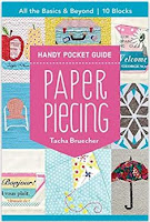 Handy Pocket Guide to Paper Piecing by Tacha Bruecher