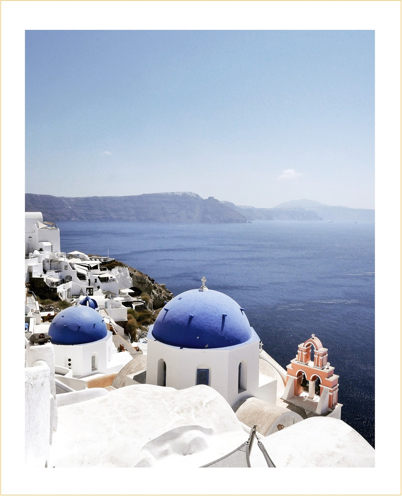 Euriental | luxury travel & style | Santorini Greece
