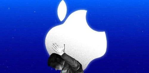 Apple ignores the exploitation of workers in suppliers' factories