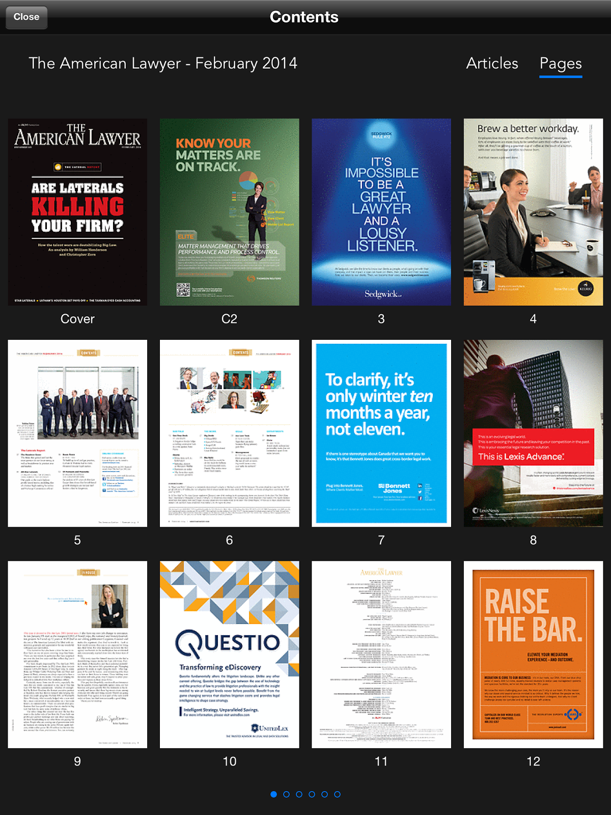 Spot-On Legal Research: Mobile Apps for Legal Research #12