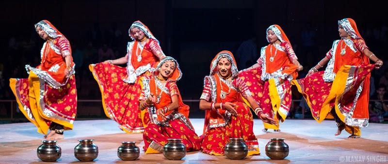 Panihari Folk Dance Madhya Pradesh