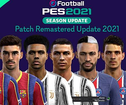 PES 2013 Patch Remastered Update Season 2021 AIO + FIX