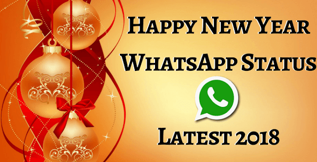 New Year Whatsapp Status Video in Hindi English