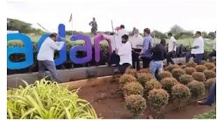 #JaunpurLive : अनिल गलगली ने की छत्रपति शिवाजी महाराज के अपमान को लेकर अडानी के खिलाफ मामला दर्ज करने की मांग