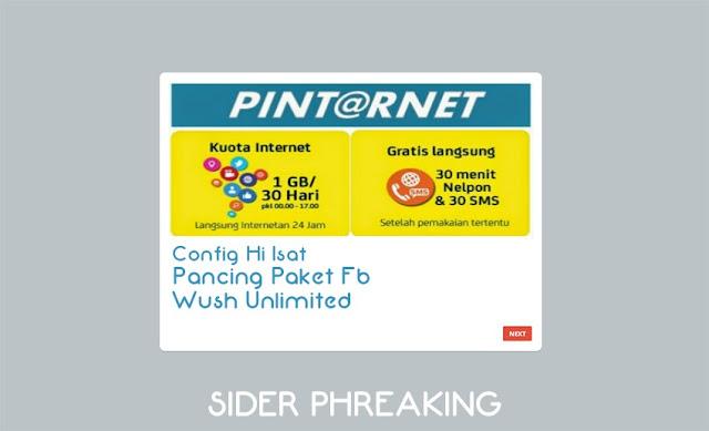 Config Hi Isat Pancing Paket FBMei 2016