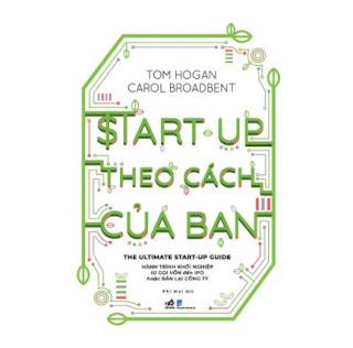 Sách - Start-up theo cách của bạn (tặng kèm bookmark thiết kế) ebook PDF EPUB AWZ3 PRC MOBI