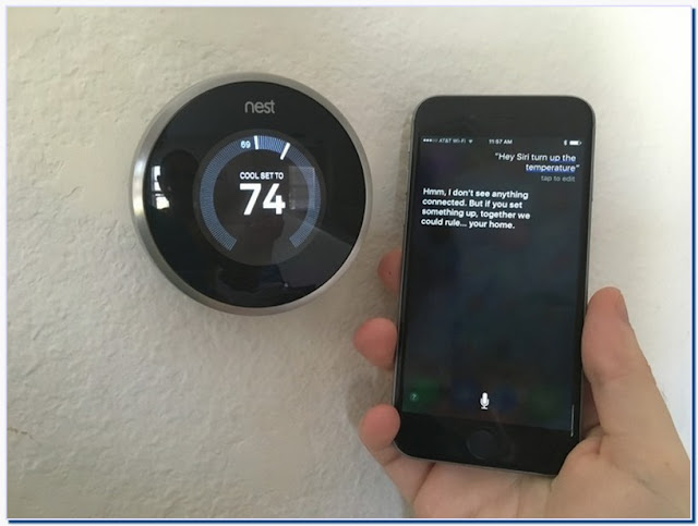 Is nest thermostat homekit enabled