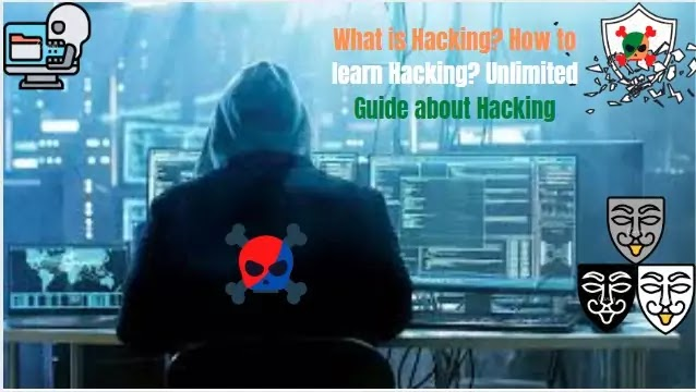 What is Hacking-How to learn Hacking