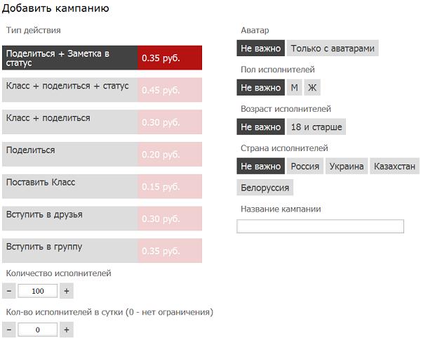 Заработок и продвижение в Одноклассниках