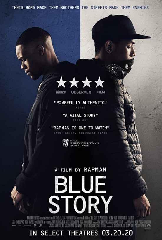 مشاهدة مشاهدة فيلم Blue Story 2019 مترجم