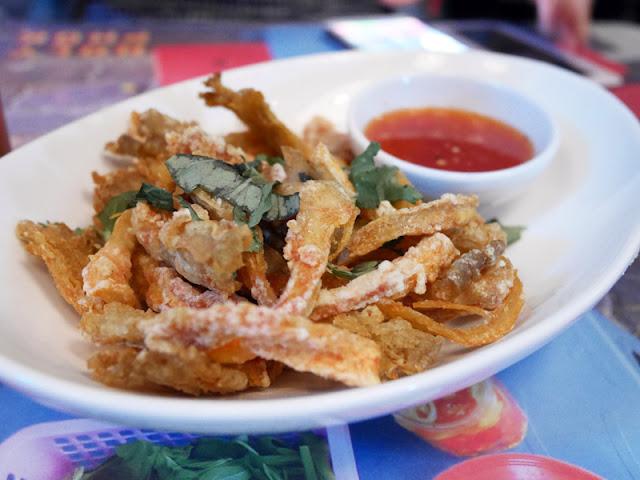 Better than squid at Holy Phok Vietnamese restaurant brighton