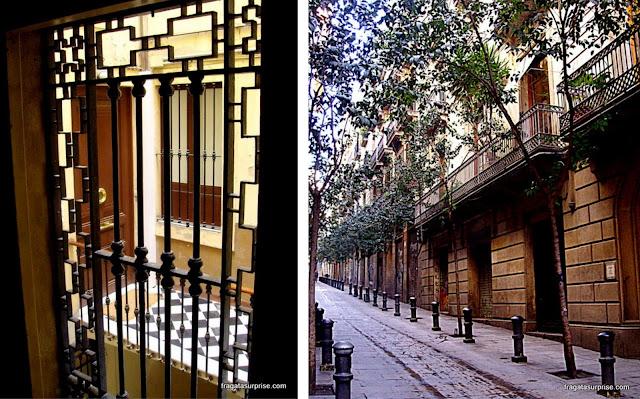 Pousada no Bairro Gótico de Barcelona
