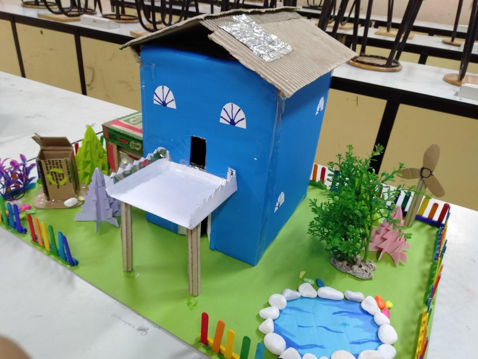 Model Rumah Hijau Sains Tingkatan