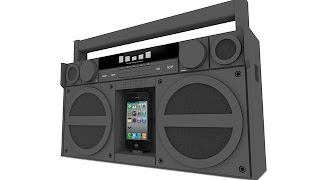 Creative Boombox Inspired Products and Designs (15) 9
